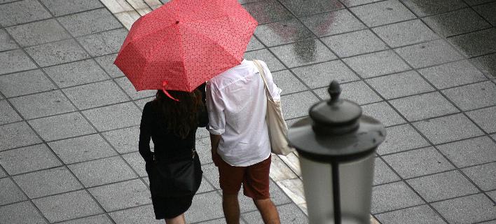 Βροχές και καταιγίδες μετά τον καύσωνα -Πού θα είναι έντονα τα φαινόμενα