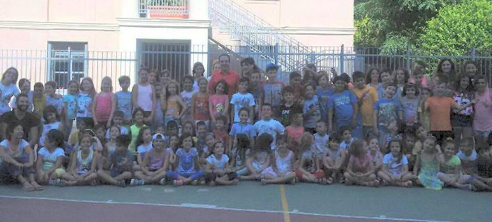 60 παιδιά συμμετείχαν στο 3ο Παιδικό Καλοκαιρινό Πρόγραμμα της ΑΠΟΣΤΟΛΗΣ