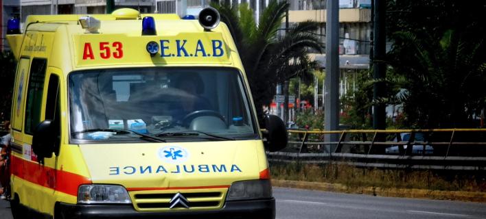 Ασθενοφόρο/ Φωτογραφία: Eurokinissi- ΚΟΝΤΑΡΙΝΗΣ ΓΙΩΡΓΟΣ