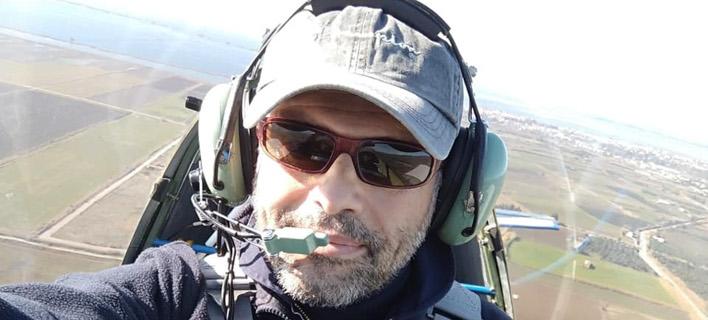 Ο άτυχος πιλότος, Παναγιώτης Κεφαλάς