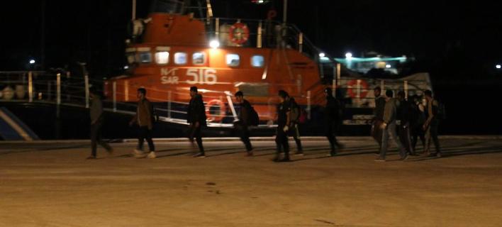 82 παράτυποι μετανάστες στην Κεφαλονιά/ Φωτογραφία: kefaloniapress.gr