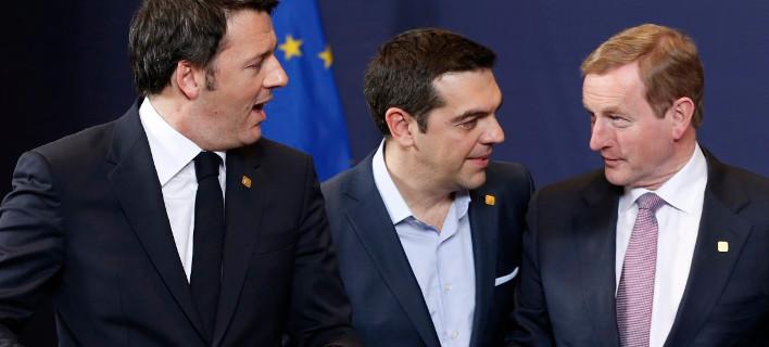 Κένι προς Τσίπρα: Η Ελλάδα πρέπει να διδαχθεί από την Ιρλανδία -Στήσαμε ξανά την οικονομία μας