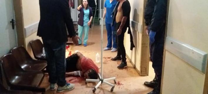 Μεθυσμένος Ρομά επιτέθηκε σε γιατρό στην Καρδίτσα -Την κλώτσησε στα πλευρά
