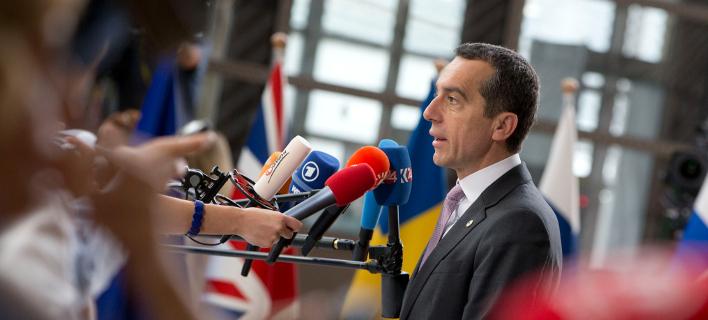 Αυστριακός καγκελάριος: «Ποτέ των ποτών» η Τουρκία στην Ε.Ε.