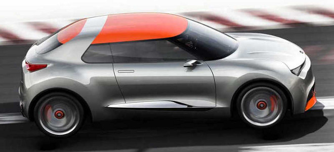Kia Provo Concept: To Mini της Kia;