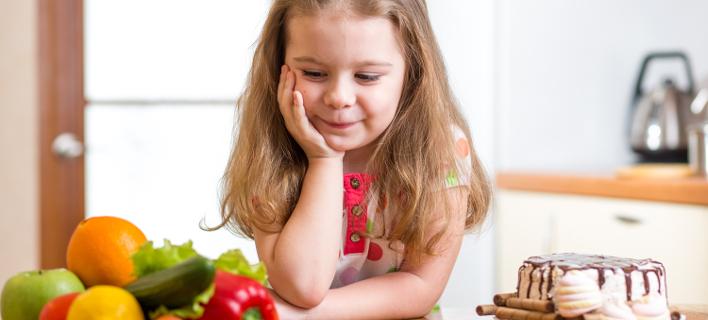 Παιδική παχυσαρκία. Φωτογραφία: Shutterstock