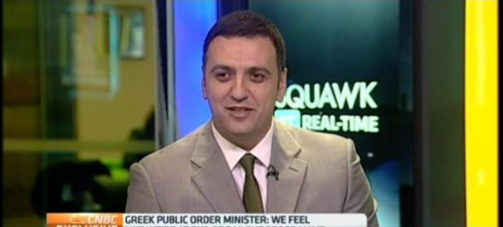 Κικίλιας στο CNBC Europe: Οι Ελληνες δεν θέλουν πρόωρες εκλογές [βίντεο]
