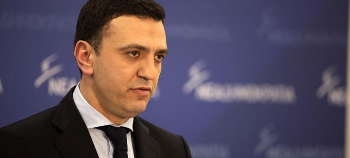 Κικίλιας για ΠΓΔΜ: Δεν γίνεται ΥΠΕΞ και πρωθυπουργός να έχουν διαφορετική άποψη