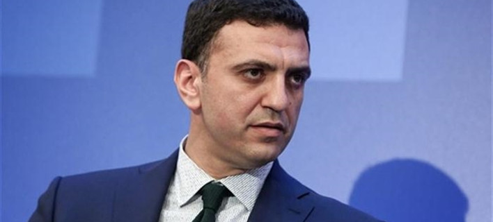 Κικίλιας: Ενδοτική η πολιτική της κυβέρνησης σε Σκόπια, Ιμια, ΑΟΖ Κύπρου και Αλβανία