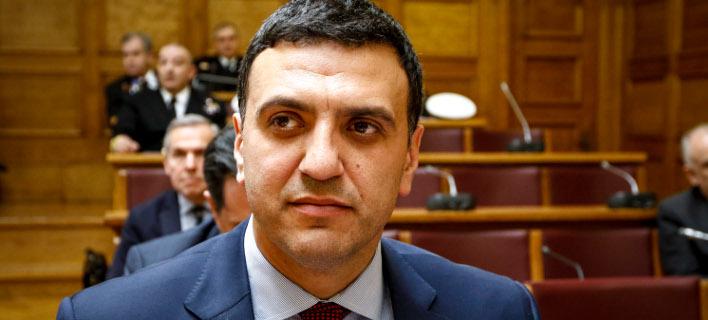 Βασίλης Κικίλιας, Φωτογραφία: Eurokinissi