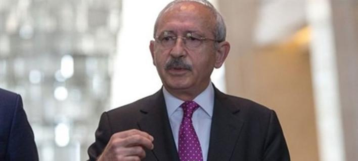 Πρόκληση Κιλιτσντάρογλου: «Γιατί ο Ερντογάν δεν είπε τίποτα για τα 18 νησιά που κατέλαβε η Ελλάδα;»