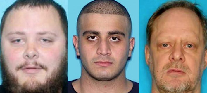 Οι serial killers στις ΗΠΑ έχουν ένα κοινό σημείο: Χτυπούσαν τις γυναίκες τους