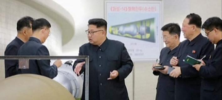 Προβληματισμό στην ΙΑΕΑ προκαλεί ο Κιμ Γιονγκ Ουν /  Φωτογραφία: (KRT via AP Video)
