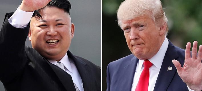 «Μαζική στρατιωτική απάντηση» στον Κιμ Γιονγκ Ουν υπόσχονται οι ΗΠΑ