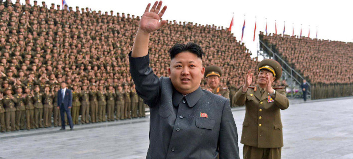 Απειλές πολέμου από τον Κιμ Γιονγκ Ουν -Δηλώνει έτοιμος ακόμη και για χρήση πυρηνικών