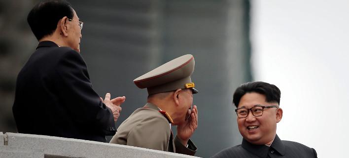 Νέο πυρηνική δοκιμή ετοιμάζει η Πιονγιάνγκ το Σάββατο, σύμφωνα με υπουργό της Νότιας Κορέας/ Φωτογραφία: AP