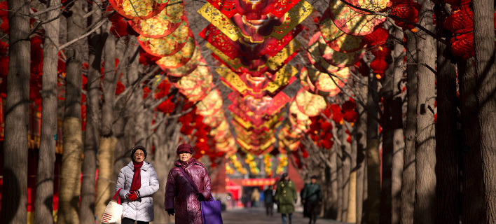 21,6 εκατ. νέες επιχειρήσεις στην Κίνα! /Φωτογραφία: ΑΡ