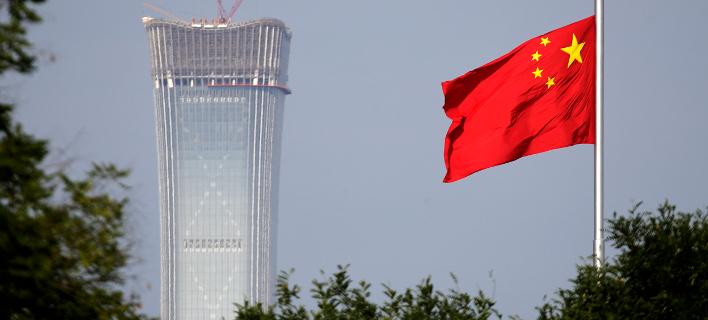 Κίνα (Φωτογραφία: AP Photo/Andy Wong, File)