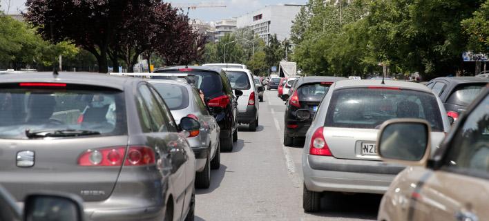 Κίνηση στους δρόμους /Φωτογραφία Αρχείου: Intime News