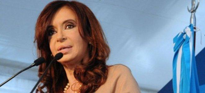 σοκ, καρκίνος, Αργεντινή, πρόεδρος, Κριστίνα Φερνάντες ντε Κίρχνερ, εκλογική νίκ