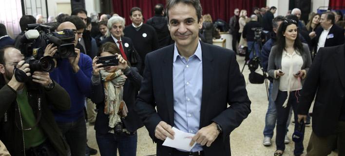 WSJ: Η εκλογή του Κυριάκου Μητσοτάκη στην προεδρία της ΝΔ θα αποτελούσε σημείο καμπής για το ελληνικό πολιτικό σκηνικό