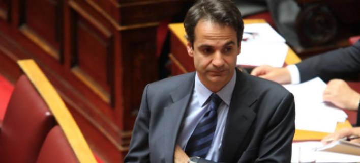 Υποψήφιος για την ηγεσία της ΝΔ και ο Κυριάκος Μητσοτάκης