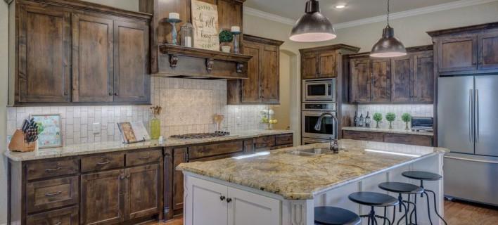 Ξύλινη κουζίνα /Φωτογραφία: Pixabay