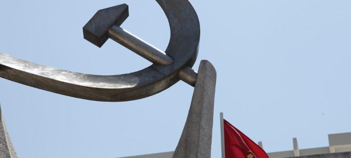 Το ΚΚΕ σχολιάζει την ομιλία Τσίπρα στο υπουργικό, φωτογραφία αρχείου: eurokinissi