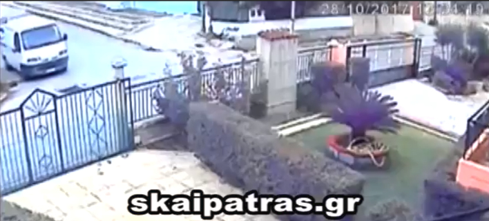 Βίντεο-ντοκουμέντο από τη σύλληψη του Αλβανού εκτελεστή του Ζαφειρόπουλου