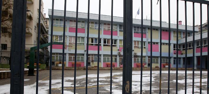 Ποια σχολεία στη Βόρεια Ελλάδα θα μείνουν κλειστά την Τετάρτη 13.03.2019 λόγω κακοκαιρίας -Eurokinissi/ΤΡΥΨΑΝΗ ΦΑΝΗ