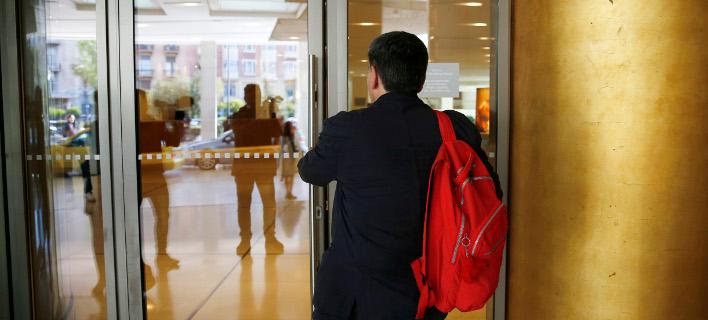 Οι θεσμοί θα εξετάσουν την πορεία υλοποίησης των προαπαιτούμενων για την τρίτη αξιολόγηση/Φωτογραφία: Eurokinissi