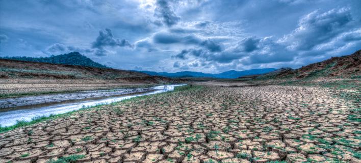 Κλιματική αλλαγή (Φωτογραφία: Shutterstock)