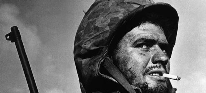 Ο Κεφαλονίτης που έγινε το σύμβολο των Αμερικανών στρατιωτών στον Β' Παγκόσμιο -Τυπώθηκε και σε γραμματόσημο [εικόνες]
