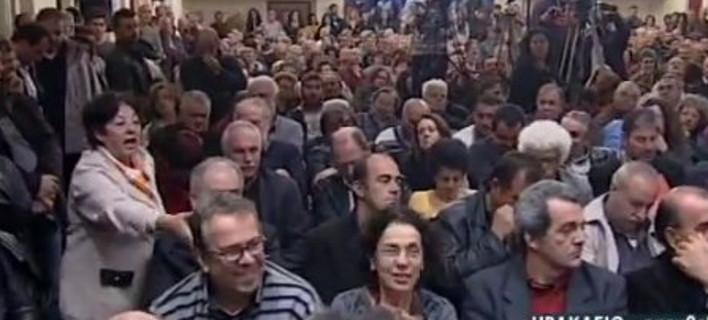 Η νέα... συνεργάτιδα του Τσίπρα -Γιατί της είπε «θα σε χρειαστούμε, να κυβερνήσουμε μαζί» [βίντεο & εικόνες]