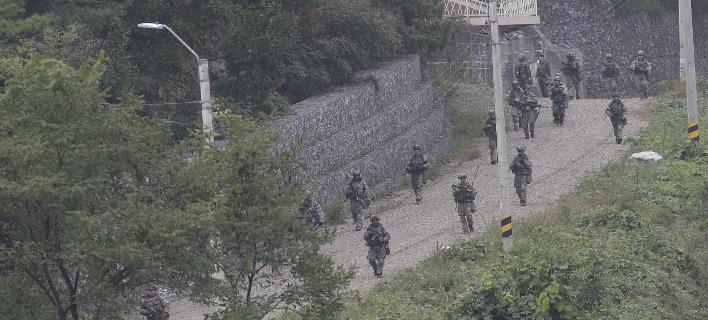 ΗΠΑ, Ν. Κορέα, Ιαπωνία κάνουν κοινά στρατιωτικά γυμνάσια -Προετοιμάζονται για απειλές