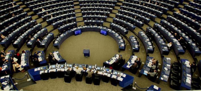 Ευρωκοινοβούλιο: Κοινό ψήφισμα που καταδικάζει τη νεοφασιστική βία /Φωτογραφία: Εurokinissi