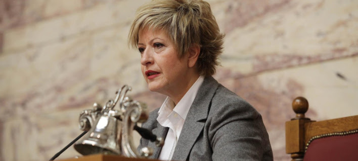Νέο αντάρτικο στους ΑΝΕΛ -Η βουλευτής Μαρία Κόλλια-Τσαρουχά: «Να αποφασίσουμε μόνοι μας για Πρόεδρο της Δημοκρατίας»