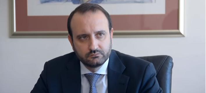 Ο πρόεδρος του Οικονομικού Επιμελητηρίου, Κωνσταντίνος Κόλλιας