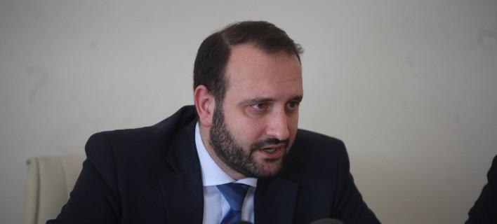 Ο πρόεδρος του Οικονομικού Επιμελητήριου Ελλάδας, Κωνσταντίνος Κόλλιας
