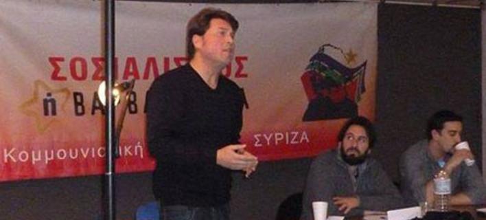 Ομιλία της Κομμουνιστικής τάσης ΣΥΡΙΖΑ το Σάββατο και νέα σφοδρή επίθεση σε Τσίπρα