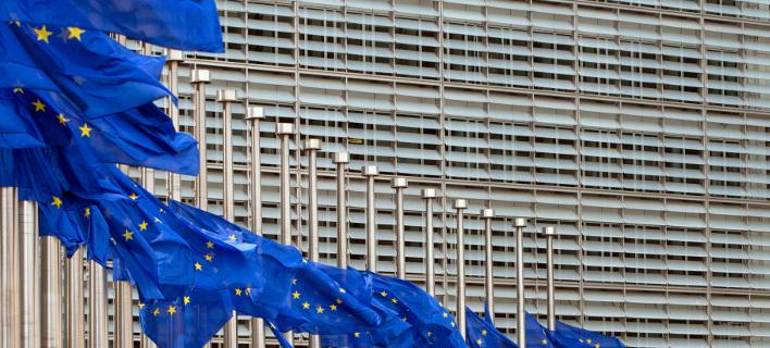 Σημαίες της ΕΕ/Φωτογραφία: ΑΡ