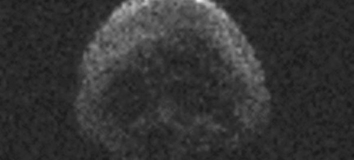 Κομήτης-νεκροκεφαλή πέρασε κοντά από τη Γη ανήμερα του Halloween [εικόνα]