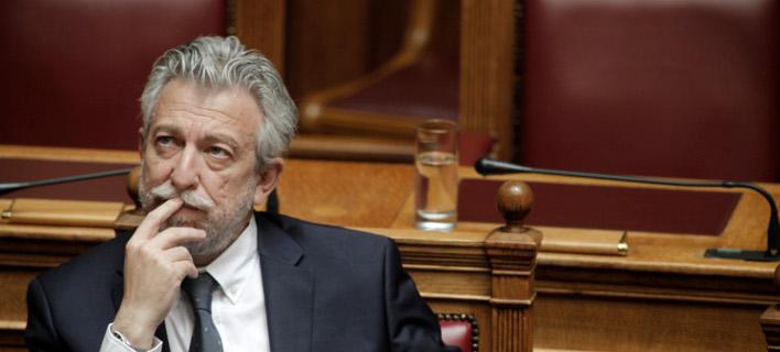 Ο υπουργός Δικαιοσύνης, Στ.Κοντονής/Φωτογραφία:Εurokinissi