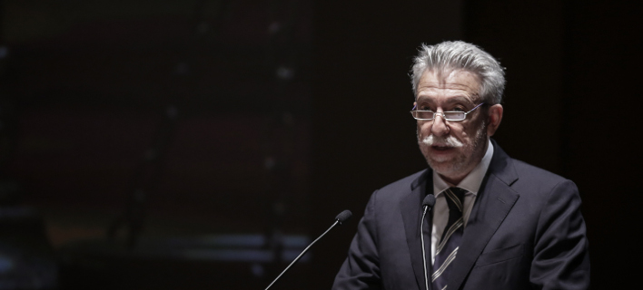 Ο Σταύρος Κοντονής (Φωτογραφία: EUROKINISSI/ ΣΤΕΛΙΟΣ ΜΙΣΙΝΑΣ)