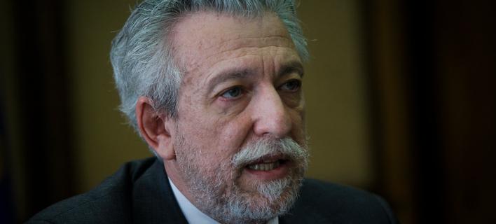 Υπουργός Δικαιοσύνης Σταύρος Κοντονής/Φωτογραφία: Eurokinissi