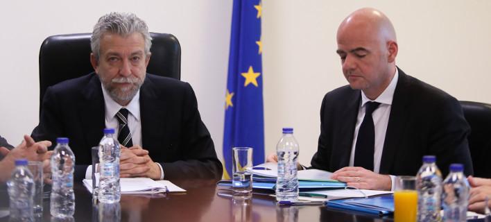 Σε μια κλωστή κρέμεται το ποδοσφαιρικό Grexit – Τι αποφασίζει ο Κοντονής