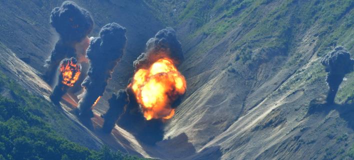 Reuters: Αμερικανικά βομβαρδιστικά πάνω από την κορεατική χερσόνησο