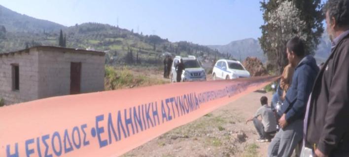 Συνελήφθη 35χρονος για τον θάνατο 52χρονου στην περιοχή του Σολωμού Κορινθίας (Φωτο: korinthostv.gr)