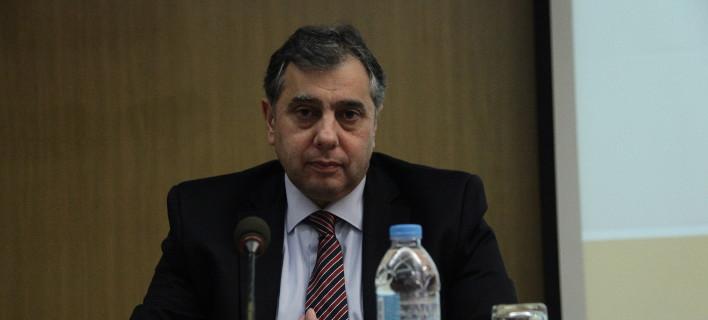 O πρόεδρος της ΕΣΕΕ, Βασίλης Κορκίδης/Φωτογραφία: Eurokinissi