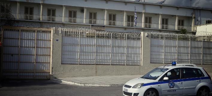 Ενταση στις φυλακές Κορυδαλλού (Φωτογραφία αρχείου: EUROKINISSI/ΓΙΩΡΓΟΣ ΚΟΝΤΑΡΙΝΗΣ)